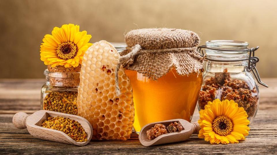وصفة قشر الرمان والعسل للتنحيف