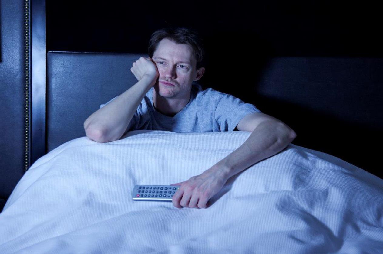 حل مشكلة عدم النوم في الليل