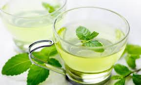الشاى الأخضر لحرق دهون البطن