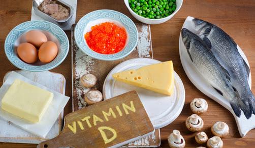 طريقة استخدام فيتامين د للكبار