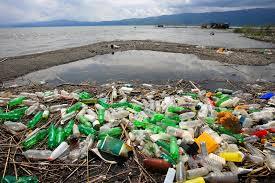 تلوث البحار