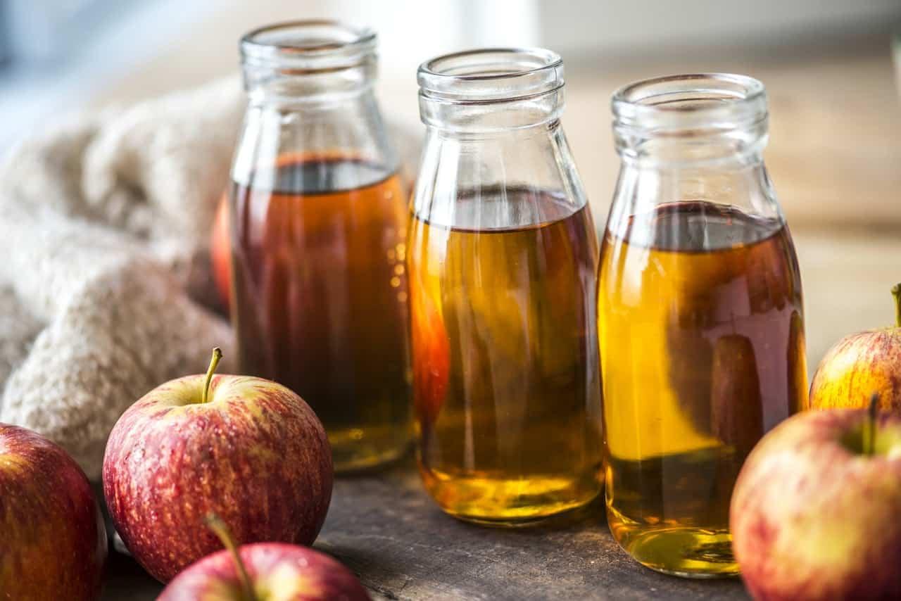 طريقة ماسك التفاح للشعر