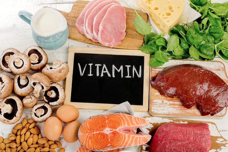 الفيتامينات الضرورية للجسم
