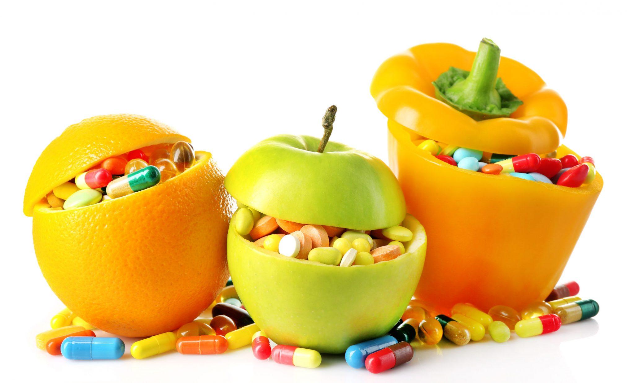 فوائد الفيتامينات لجسم الإنسان
