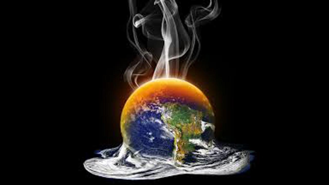 اسباب الاحتباس الحراري