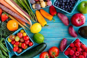 فوائد الخضروات والفواكه - مجلة رجيم