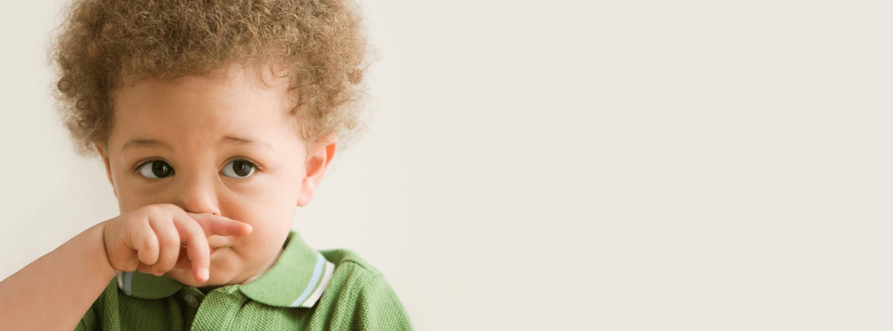 علاج زكام الأطفال بالأعشاب