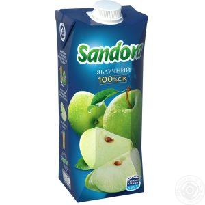 عصير التفاح الأخضر