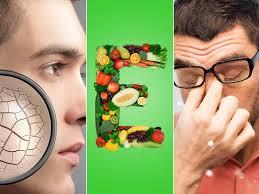 Photo of أعراض نقص فيتامين هـ