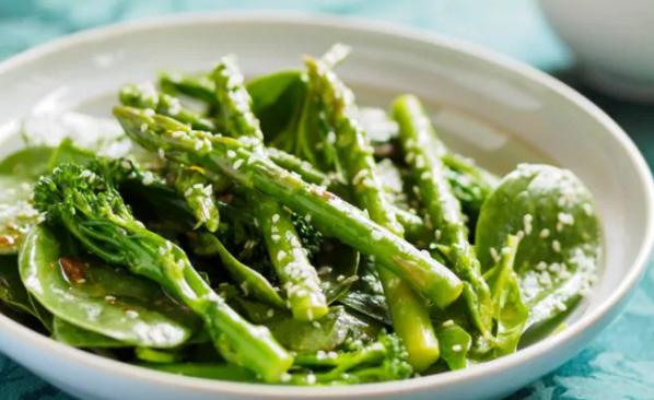 الخضروات وحرق الدهون