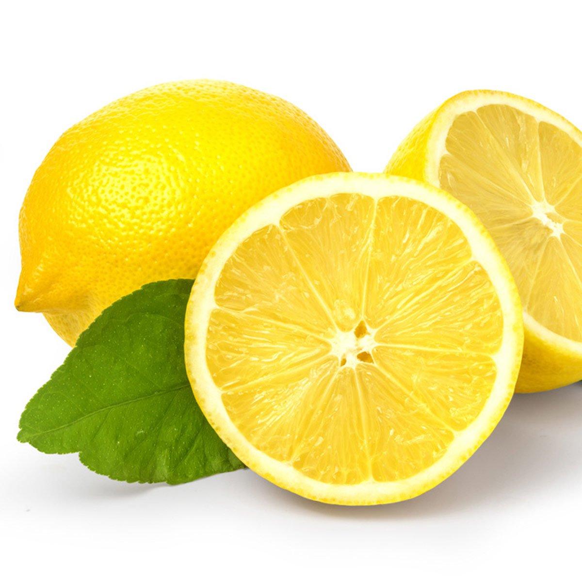 الليمون لازالة البثور من الوجه