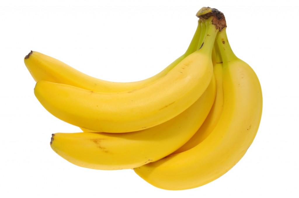 الموز لازالة البثور والبقع