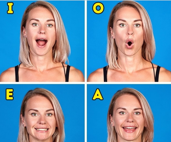 كيفية تخسيس الوجه والخدود