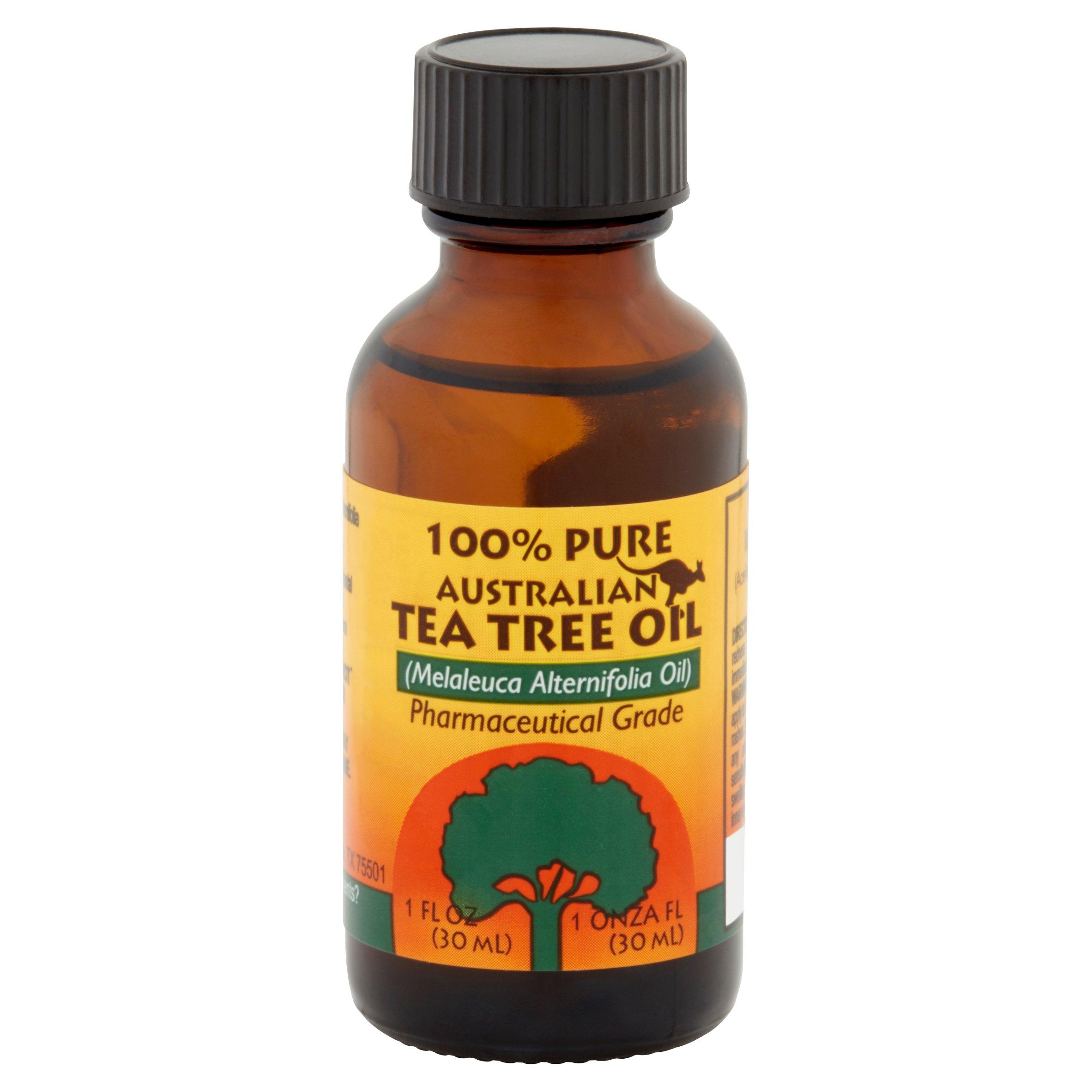 زيت شجرة الشاي لفطريات القدم