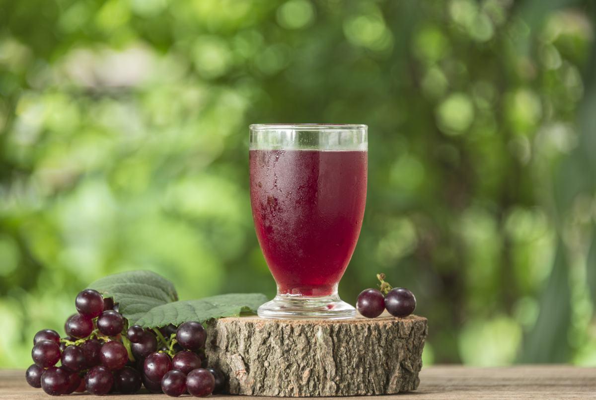 فوائد عصير العنب للجسم
