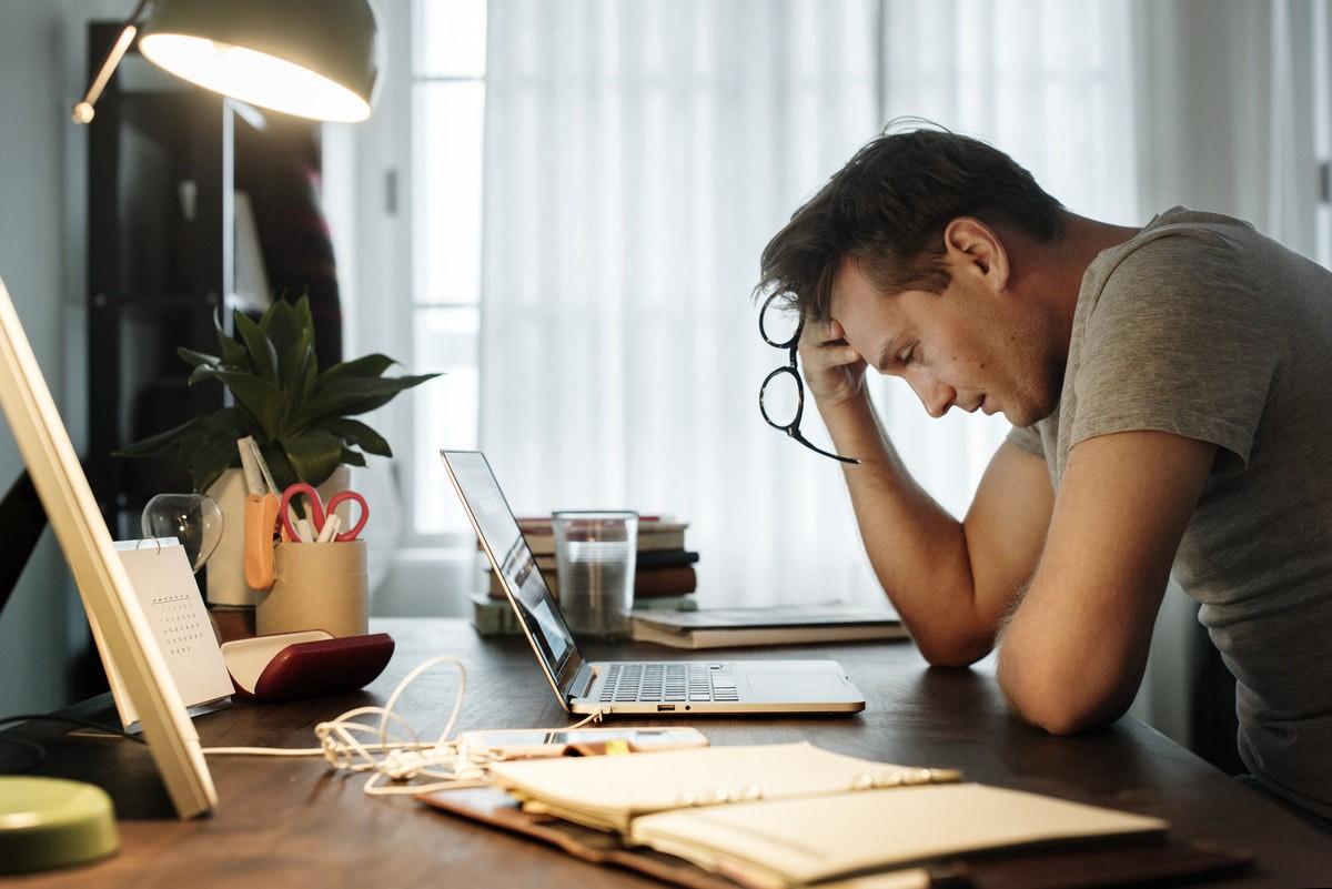 اعراض القلق النفسي الجسدية