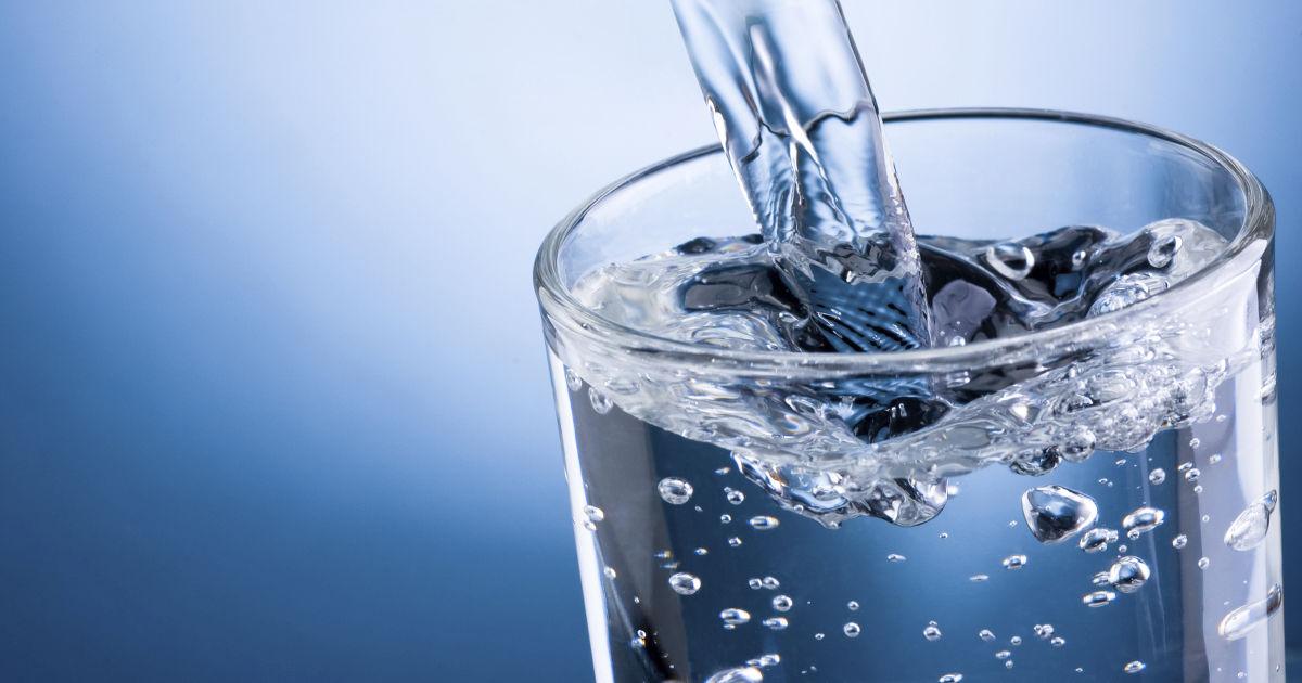 كيفية التداوي بالماء