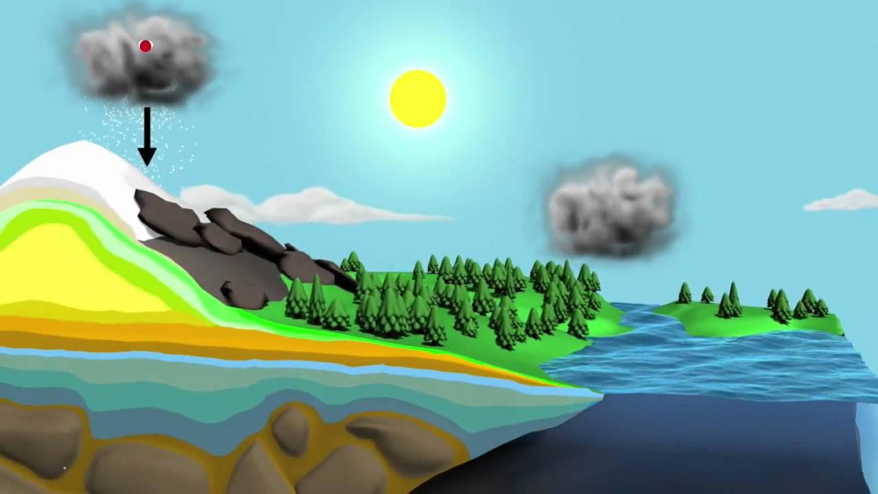 أهمية الماء في الطبيعة