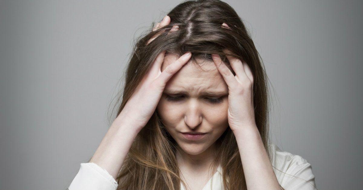 اعراض القلق النفسوجسدية