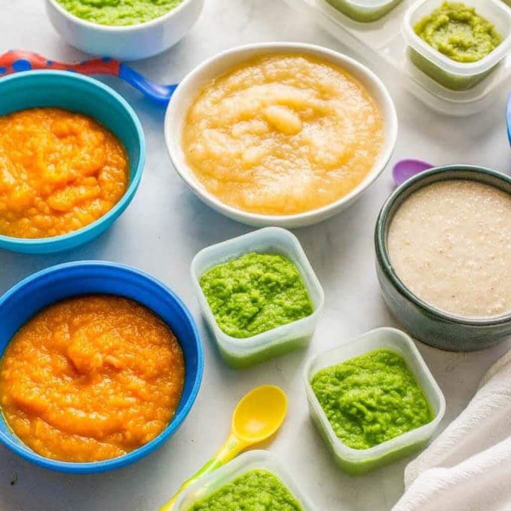 وصفات طعام للأطفال بعمر 6 شهور Nadormagazine Com مجلة الناظور
