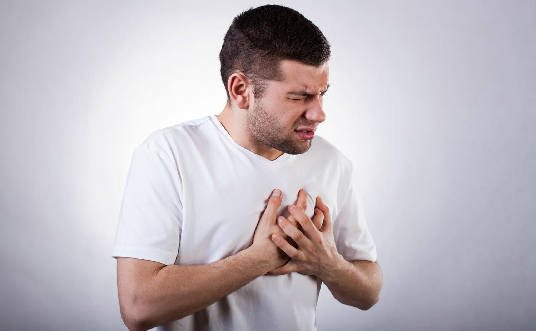 ارتفاع انزيمات القلب