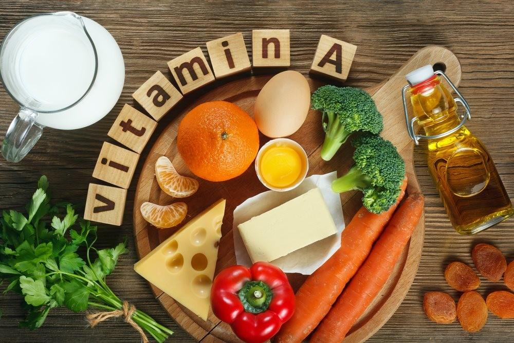 اهمية الفيتامينات للجسم