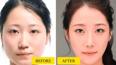 Photo of كيفية تنحيف الوجه الممتلئ بالصور