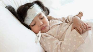 Photo of طرق خفض الحرارة عند الاطفال