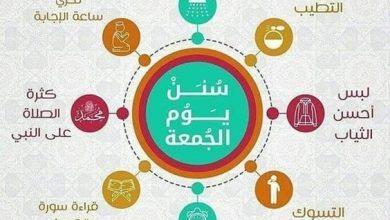 Photo of أدعية ليوم الجمعة