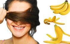الموز لإعادة نمو الشعر