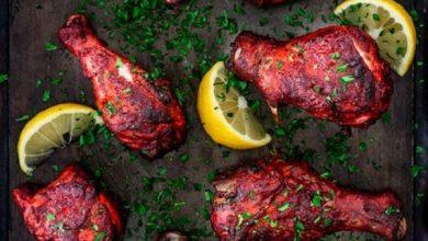 Photo of طريقة طبخ الدجاج التندوري
