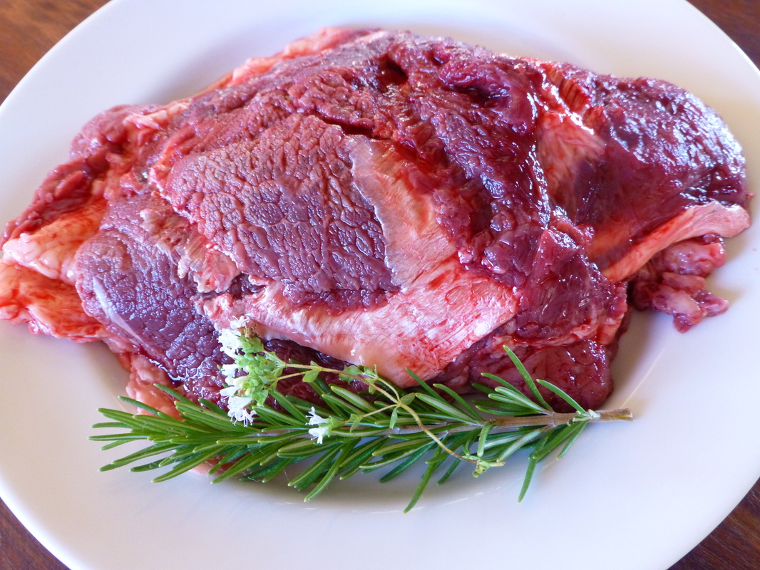 طريقة عمل اللحم بالقرنينة