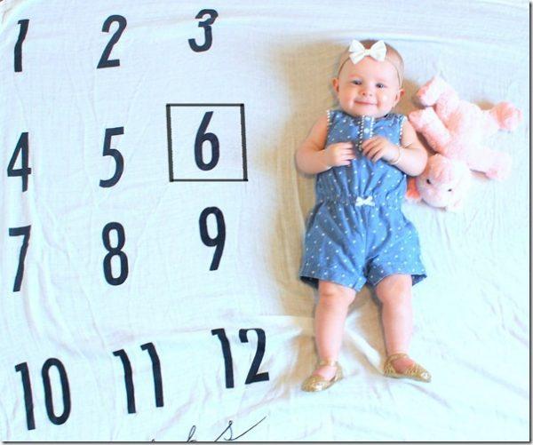 تطعيم الاطفال الشهر السادس مجلة رجيم