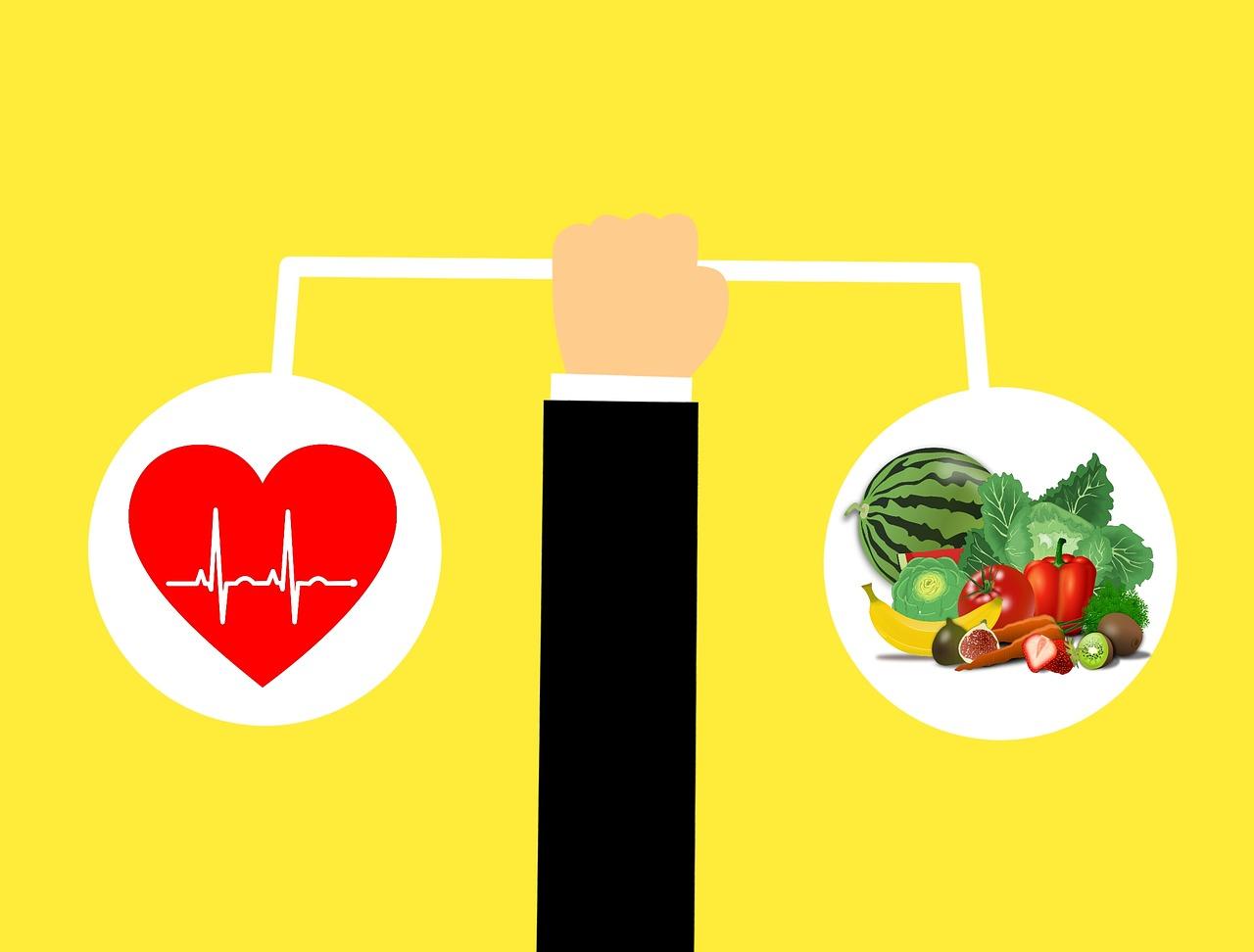 أفضل غذاء لصحة القلب