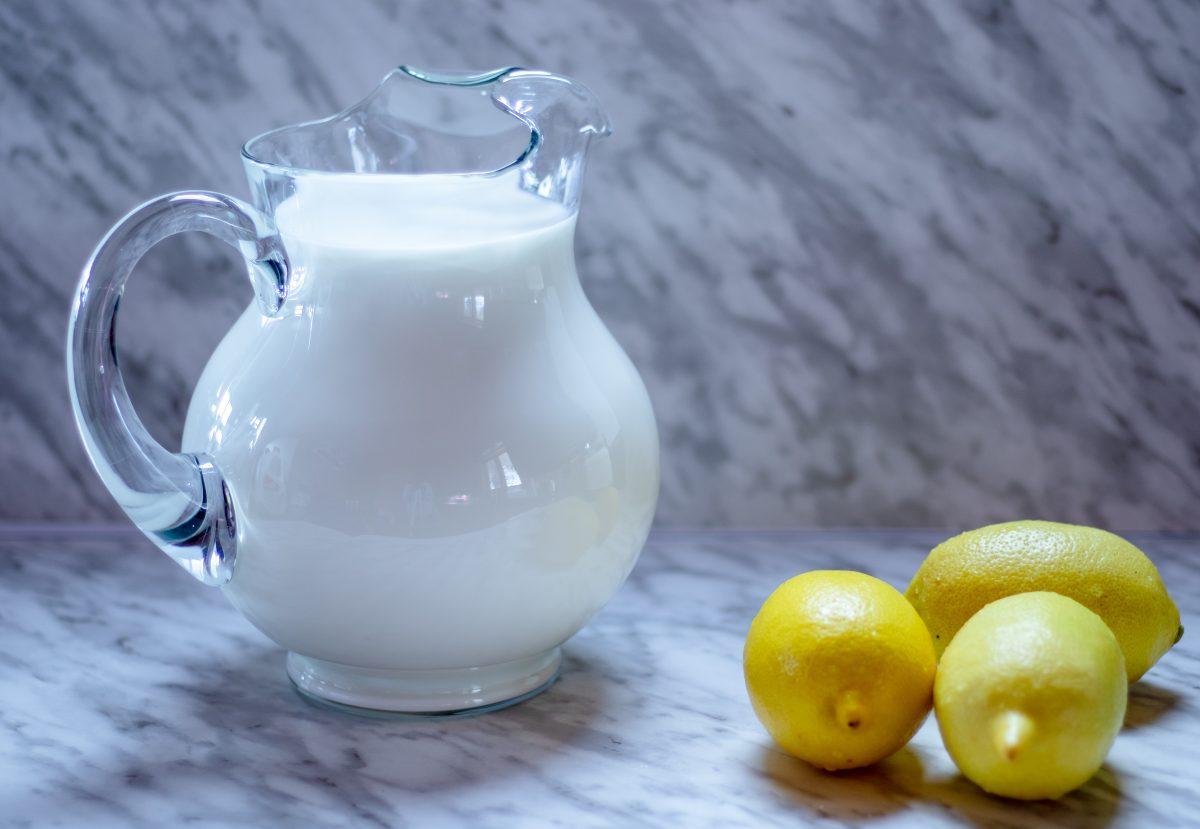 وصفات الحليب لتبييض الوجه