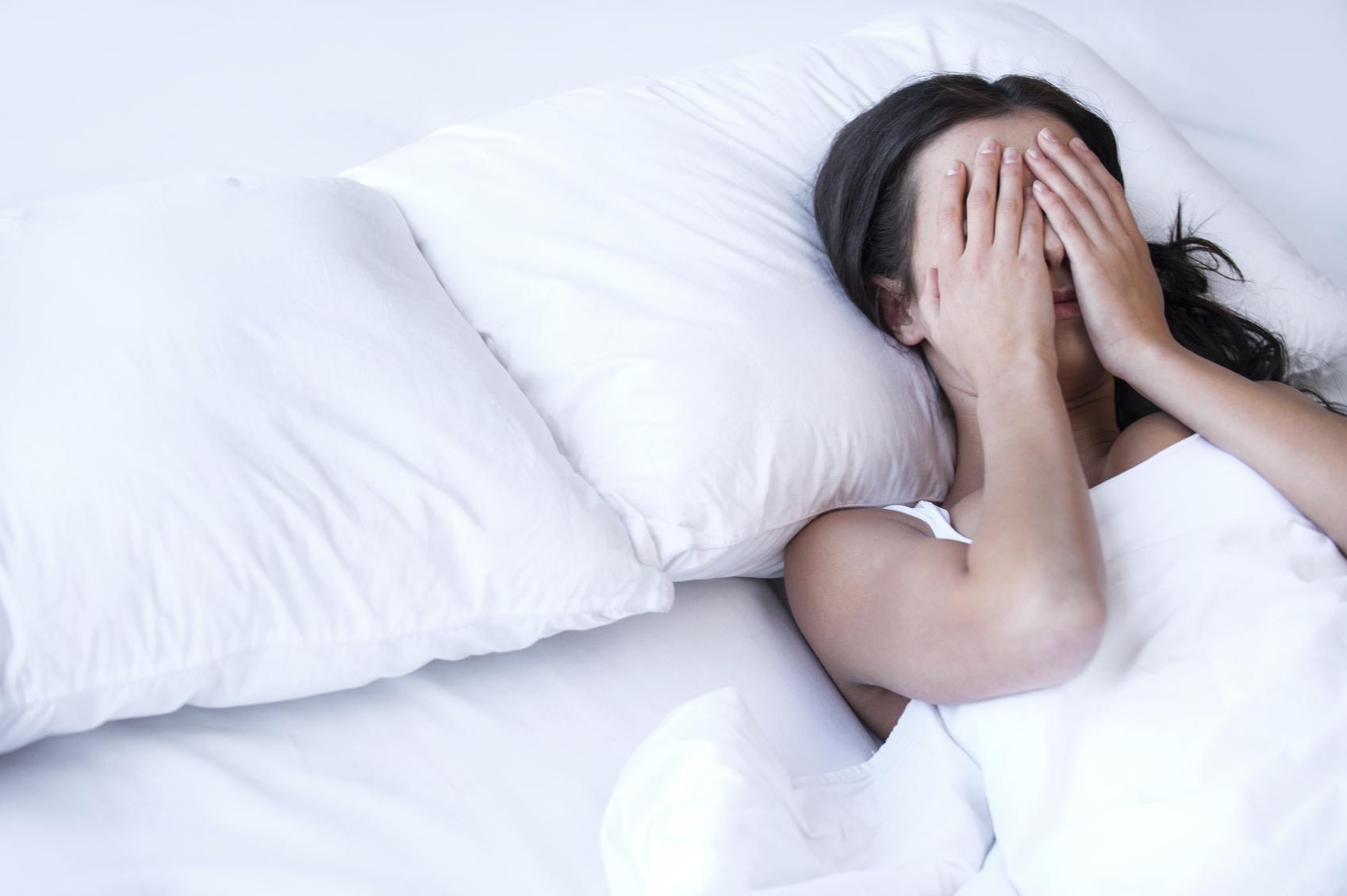 عدم النوم