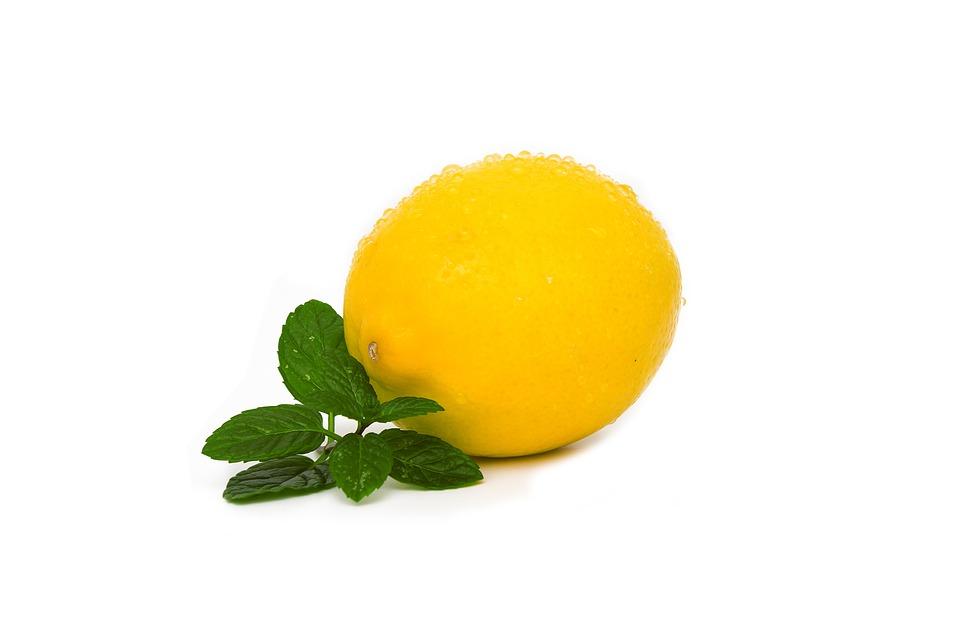 وصفة النعناع والليمون