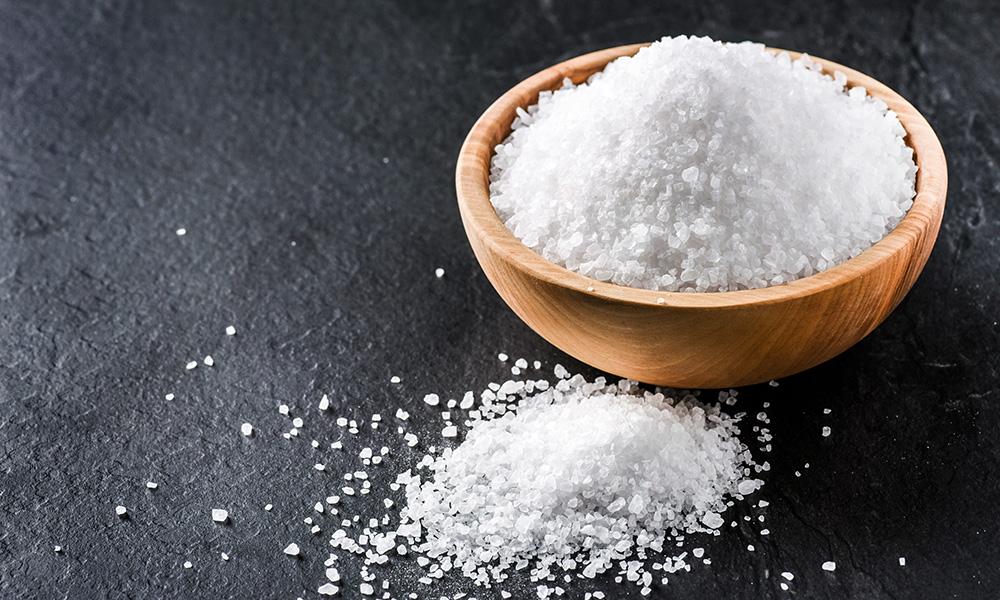 الملح الخشن