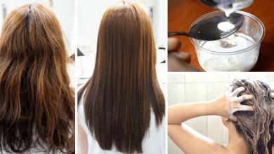 Photo of وداعا للبروتين  والمواد الكيميائية.. إليك 5 وصفات طبيعية لفرد الشعر
