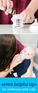 ما لا تعرفه عن مغص الأطفال colic في الشهور الأولى