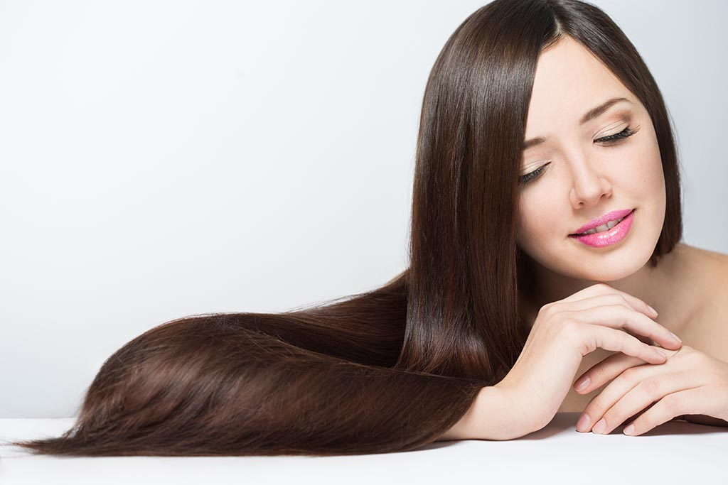 أقنعة تنعيم الشعر