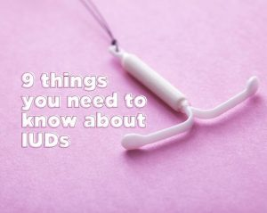 تعرفي على أخطار اللولب IUD على المرأة