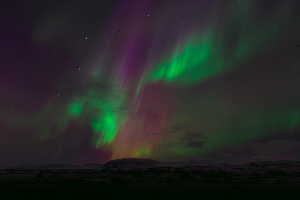 اعتقادات عن الشفق القطبي