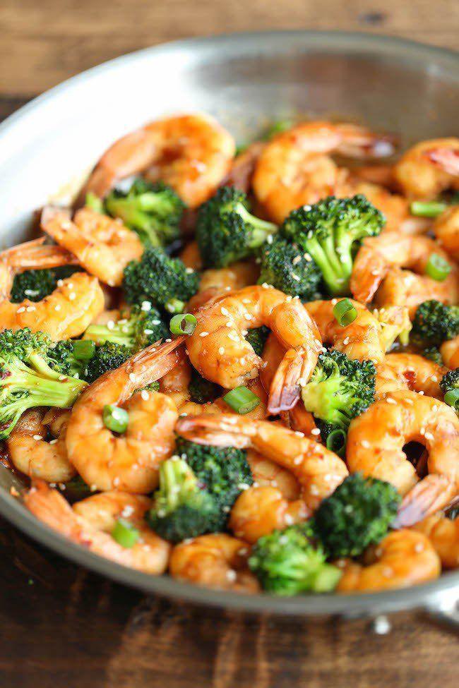 وصفات عشاء صحية