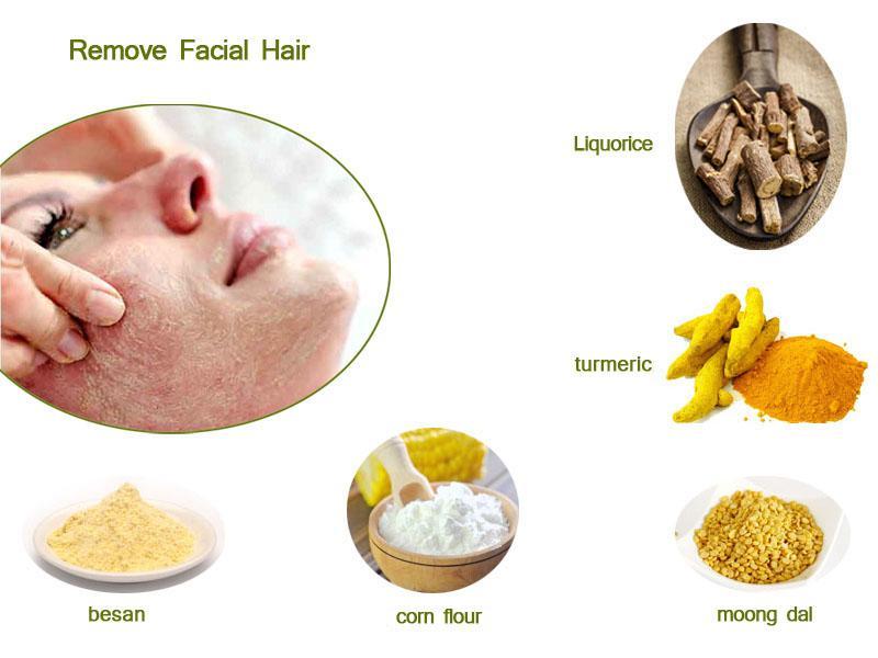 طريقة إزالة شعر الوجه نهائيا