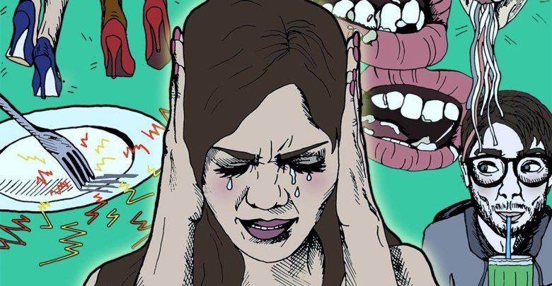 لماذا بعض الناس تنزعج من ضوت مضغ الطعام؟