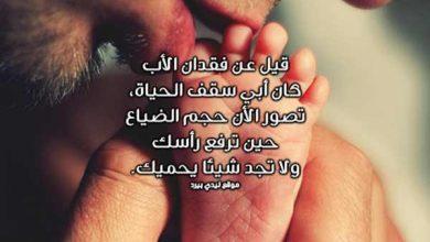Photo of عبارات وخواطر ورسائل في حب الأب