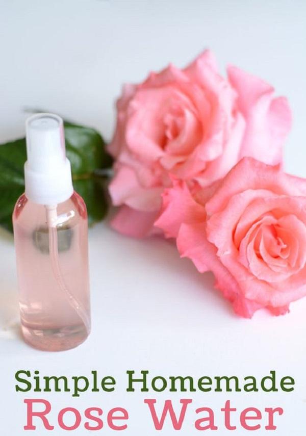 صنع ماء الورد