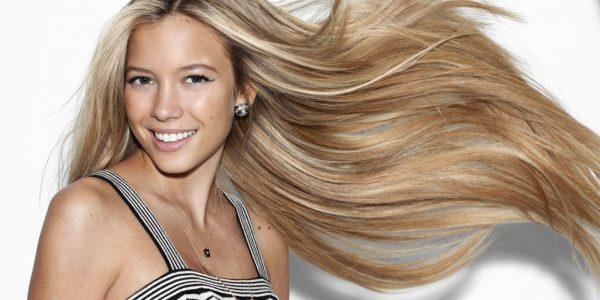 خلطة تطويل الشعر