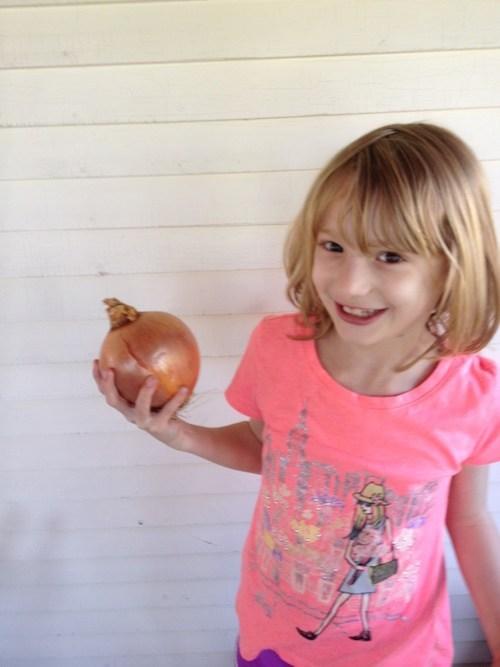 فوائد البصل الصحية للطفل